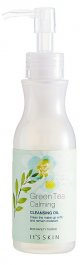IT'S SKIN Green Tea Calming Cleansing Oil (W) olejek do demakijażu 145ml