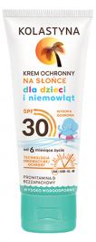Kolastyna Dla Dzieci  krem ochronny dla dzieci i niemowląt SPF30 75ml