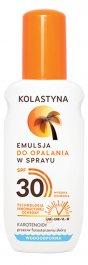 Kolastyna (U) emulsja do opalania w sprayu SPF30 150ml