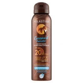 Kolastyna Coconut Paradise Oil (W) suchy olejek do opalania w mgiełce SPF20 150ml