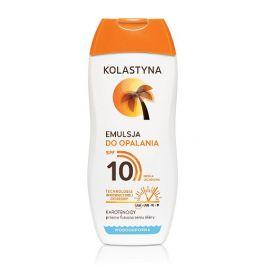 Kolastyna (W) emulsja do opalania SPF10 200ml