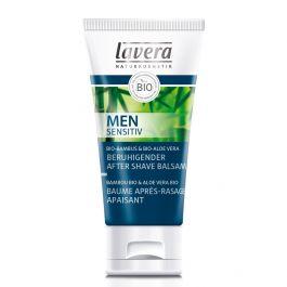 Lavera Men Sensitiv (M) balsam łagodzący po goleniu z wyciągiem z bio-bambusa i bio-aloesu 50ml