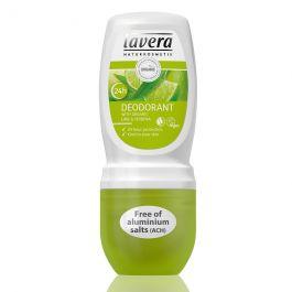 Lavera (W) dezodorant roll-on Lime Sensation z bio-limonką 50ml