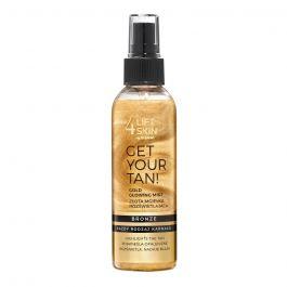 Lift4Skin Get Your Tan (W) złota mgiełka rozświetlająca 150ml