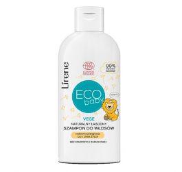 Lirene Eco Baby Vege (U) naturalny łagodny szampon 250ml