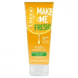 Lirene Make Me Fresh! (W) peeling do twarzy Yuzu & Pestki liczi 75ml