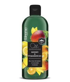 Lirene Oil Therapist (W) żel pod prysznic Mango & Pomarańcza 400ml