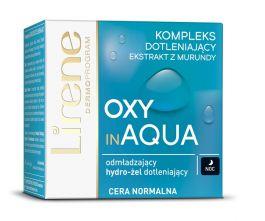 Lirene Oxy In Aqua (W) odmładzający hydro-żel dotleniający na noc 50ml