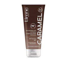 Lirene Self Tanning Gel (W) samoopalający żel do twarzy Caramel 75ml