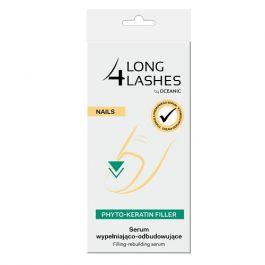 Long4Lashes Nails Phyto Keratin Filler (W) serum do paznokci wypełniająco - odbudowujące 10ml