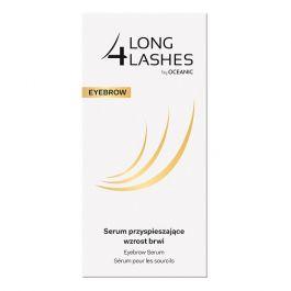Long4Lashes (W) serum przyspieszające wzrost brwi 3ml