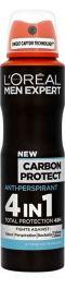 L'Oreal Men Expert Carbon Protect dezodorant w sprayu dla mężczyzn 150ml