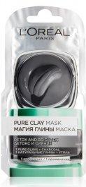 L'Oreal Skin Expert Czysta Glinka (W) maska detoksykująco-rozświetlająca 6ml