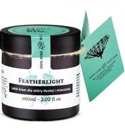 Make Me Bio Featherlight (W) lekki krem do twarzy dla skóry tłustej i mieszanej 60ml