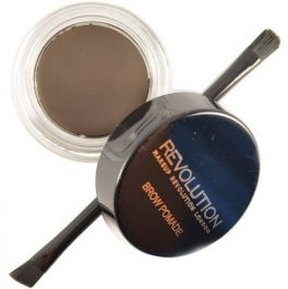 Makeup Revolution Brow Pomade (W) pomada do brwi Ebony 2,5g