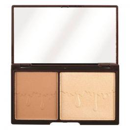 Makeup Revolution Mini Chocolate (W) paleta do konturowania twarzy Bronze & Glow 11g