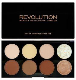 Makeup Revolution Ultra Contour Palette (W) paleta do konturowania twarzy 13g
