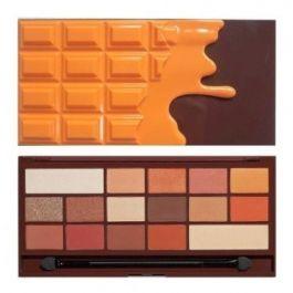 Makeup Revolution I Heart Makeup Palette (W) paleta cieni do powiek Chocolate Orange