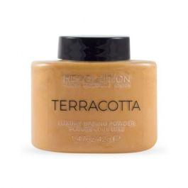 Makeup Revolution Terracotta Baking Powder (W) sypki puder do twarzy 42g