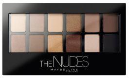 Maybelline The Nudes (W) paleta cieni 01 10g