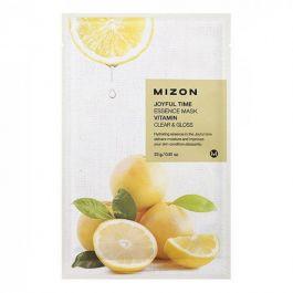 MIZON Joyful Time Essence Mask - VITAMIN (W) maska na płacie bawełny, witamina 23g