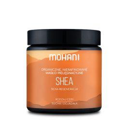 MOHANI (W) organiczne nierafinowane masło Shea do ciała 100g