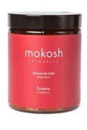 Mokosh (W) balsam do ciała Żurawina 180ml