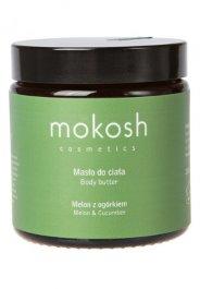 Mokosh (W) masło do ciała Melon z ogórkiem 120ml