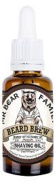 Mr. Bear Family Beard Brew Shaving Oil (M) olejek do golenia 30ml