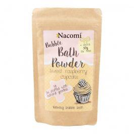 Nacomi Bubble Bath Powder (W) puder do kąpieli Malinowa Babeczka 150g