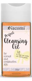 Nacomi Cleansing Oil (W) olejek do demakijażu cery normalnej i mieszanej 150ml