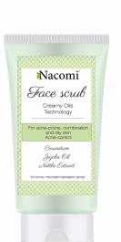 Nacomi Face Scrub (W) przeciwtrądzikowy peeling do twarzy 85ml