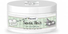 Nacomi Savon Noir (W) mydło czarne do ciała i twarzy 120g