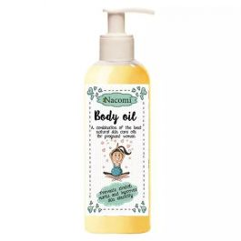 Nacomi Body Oil(W) olejek do pielęgnacji skóry kobiet w ciąży 130ml