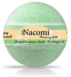 Nacomi Fizzing Bath Bomb (W) półkula musująca do kąpieli Green Tea 51g