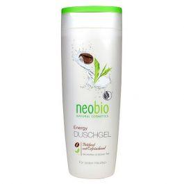 Neobio (W) żel pod prysznic z Kofeiną i Zieloną Herbatą Eko 250ml