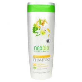 Neobio (W) szampon do włosów zniszczonych z Wyciągiem z Lilii i Moringa Eko 250ml