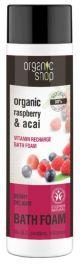 Organic Shop Berry Delight Bath Foam (W) płyn do kąpieli 500ml