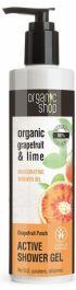 Organic Shop Grapefruit Punch Active Shower Gel (W) żel pod prysznic 280ml