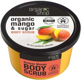 Organic Shop Kenyan Mango Body Scrub (W) peeling do ciała 250ml