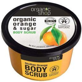 Organic Shop Sicilian Orange Body Scrub (W) peeling do ciała 250ml