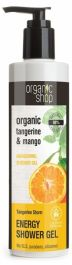 Organic Shop Tangerine Storm Energy Shower Gel (W) żel pod prysznic 280ml