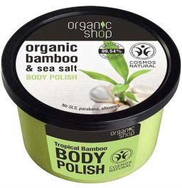 Organic Shop Tropical Bamboo Body Polish (W) pasta do ciała 250ml