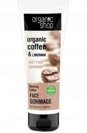 Organic Shop Morning Coffee (W) peeling do twarzy 75ml