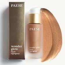 Paese Wonder Glow Highlighter (W) rozświetlacz w płynie bronzed 20ml