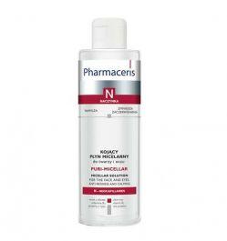 Pharmaceris N Puri-Micellar (W) płyn micelarny do oczyszczania i demakijażu twarzy i oczu 200ml