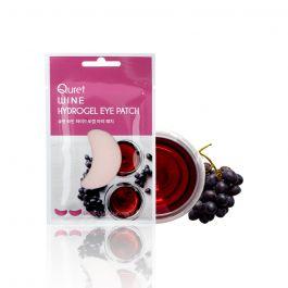 Quret Wine Hydrogel Eye Patch (W) rozświetlające płatki pod oczy 2szt.