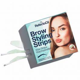 RefectoCil Brow Styling Strips (W) woskowe paski do regulacji brwi 90szt