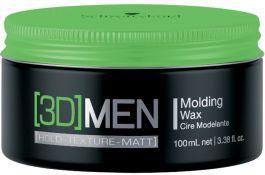 Schwarzkopf 3DMENsion Molding Wax (M) wosk modelujący do włosów 100ml