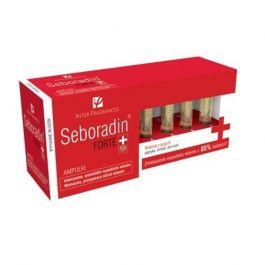 Seboradin Forte (U) intensywna kuracja przeciw wypadaniu włosów w ampułkach 14szt x 5,5 ml